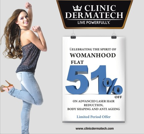 Permanent Hair Removal in Delhi | Health, well being | Scoop.it
