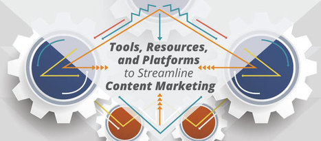 Tools, Resources, and Platforms to Streamline Content Marketing | Marketing_me | Scoop.it