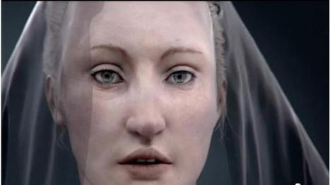 Le visage d'Agnès Sorel aussi vrai que nature - 02/11/2014, Loches (37) - La Nouvelle République | Revue de presse - Loches, Touraine - Châteaux de la Loire | Scoop.it