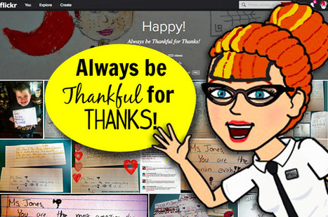Always Be Thankful For Thanks! | Multilíngues | Scoop.it