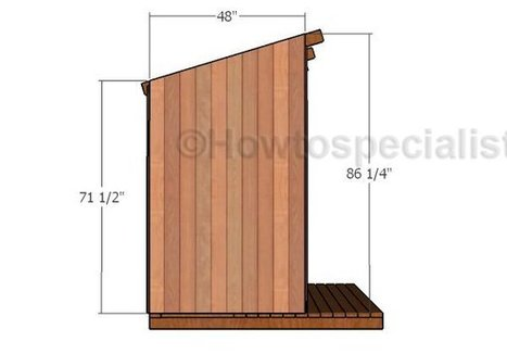 DIY Outhouse | Garden Plans | Scoop.it