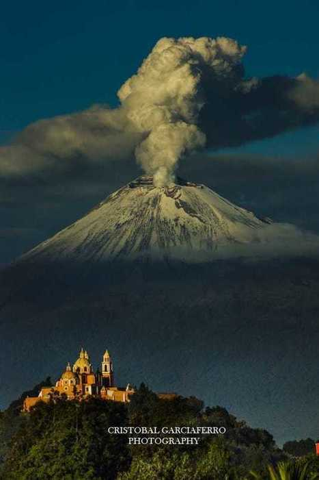 Very angry Volcano by Cristobal Garciaferro | My Photo | Scoop.it