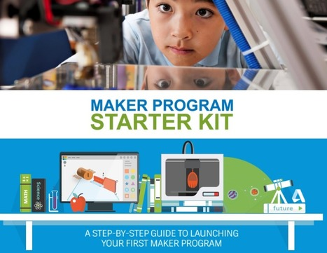 Making Starts Here - a free Guide to starting with Makered | Tools, Tech and education | Scoop.it