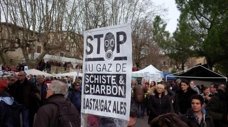 Barjac : manifestation contre le gaz de schiste | Objectif Transition | Objectif Transition | Scoop.it
