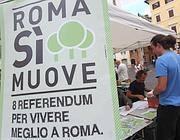 Roma sì muove! raccolta firme per ambiente e qualità della vita   Il mondo che vorrei   Scoop.it