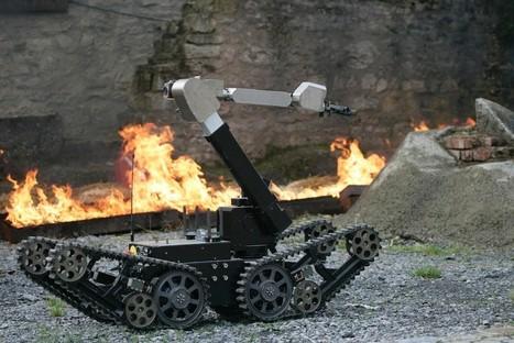 World's smartest emergency robots have been crowned - DVICE | Robots and Robotics | Scoop.it
