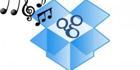 Dropbox acquiert Audiogalaxy, spécialiste de la musique en streaming - UnSimpleClic (Blog)   Geek or not ?   Scoop.it