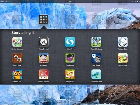 StoryTelling App Folder(s) | Creative_Inspiration | Scoop.it