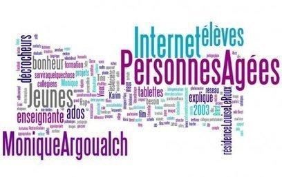 Avec Monique, les élèves décrocheurs forment les vieux à Internet - @ Brest | Cyber Seniors & Cie | Scoop.it