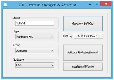 autocom delphi 20132 keygen free download