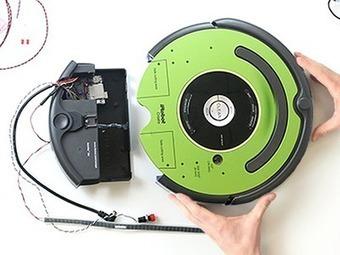 "Watch ""The iRobot Create 2 Programmable Robot"" Video at Engineering TV | Robotics in Manufacturing Today | Scoop.it"