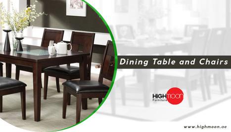 Dining Room Furniture Tables Chairs Set Dubai UAE