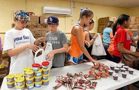 Food bank reduces food insecurity - Daily News - Galveston County | Growing Food | Scoop.it