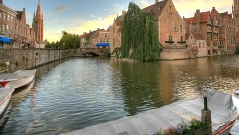 Bruges: un pipeline à bière va être construit sous les canaux | Communication Agroalimentaire | Scoop.it