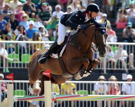 Rio 2016 : l'équitation française championne olympique du saut d'obstacles   Cheval et sport   Scoop.it