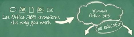 Office 365 for Education – a new look   Mimanifesto - Jaye's weblog   Verkkoviestintä   Scoop.it