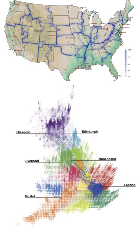 Regions of Interaction | The Geography Classroom | Scoop.it