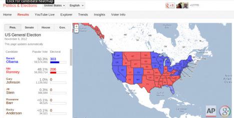 Elections américaines: une véritable leçon de démocratie... | Je, tu, il... nous ! | Scoop.it