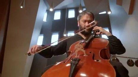 L'Orch. National de Lille, Eric-Maria Couturier dirigés par Peter Rundel créent le concerto pour violoncelle de Y. Robin | orchestre national de lille - Jean-Claude Casadesus | Scoop.it