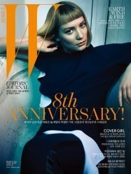 Mia Wasikowska for W Korea March 2013 | TAFT: Trends And Fashion Timeline | Scoop.it