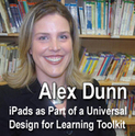 iPads as Part of a Universal Design for Learning Toolkit - Alex Dunn | Finding his voice | Scoop.it