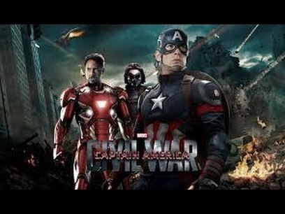 Captain America: Civil War (English) 2 tamil hd movie download
