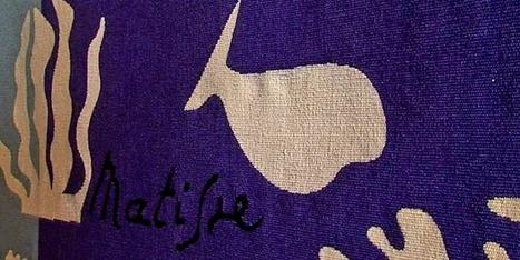 Le musée d'art moderne de Troyes explore l'oeuvre textile de Matisse   Textile Horizons   Scoop.it