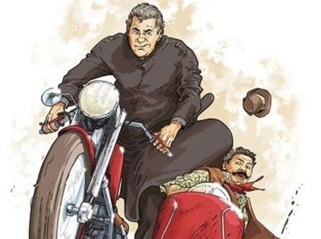Don Camillo e Peppone diventano un fumetto | DailyComics | Scoop.it