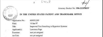 10 Most Important SEO Patents: Part 1 - The Original PageRank Patent Application | Content Strategy |Brand Development |Organic SEO | Scoop.it