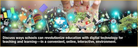 FETC Free Online Educational Conference Starts October 10th!   Social Media: Changing Our World of Education   Scoop.it