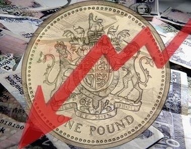 British pound dives on May's Brexit comment — eTN: Global Travel & Tourism News | Politically Incorrect | Scoop.it