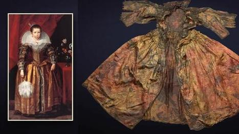 Clothing from 1600s Shipwreck Shows How the One Percent Lived 906339ec8679