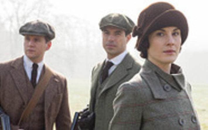 Downton Abbey sparks trend for art deco jewellery  - Telegraph   Art Decoed   Scoop.it