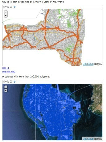 Best of GIS: Notable 2011 Geospatial Happenings | GIS Lounge | Geographic Information Technology | Scoop.it