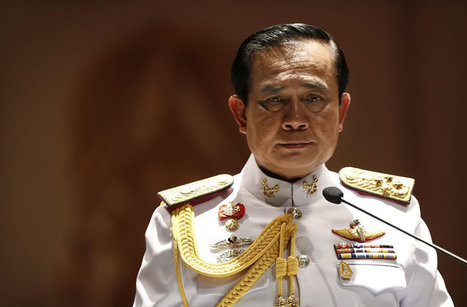 Time to Lay Off the Thai Military Government | Worldwide News | Scoop.it