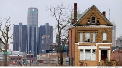 Could Detroit's tragedy have a silver lining? | Realms of Healthcare and Business | Scoop.it