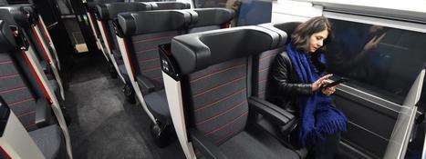 Le wi-fi arrive dans les TGV, 17 ans après son introduction en France   Marketing Innovation & Territoires   Scoop.it