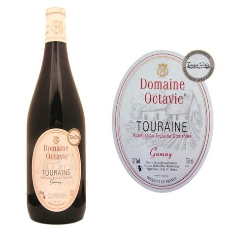 Le vin de la semaine : Domaine Octavie – Isabelle et Noël Rouballay – Touraine – 2010   L'esprit Des Vins - Bar, tapas, cave à vin à La Brède - Bordeaux   Vins de Loire   Scoop.it