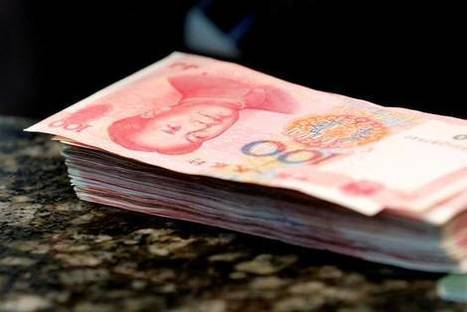 Chinese Debt Soars Into Space | YGlobalBiz Education | Scoop.it