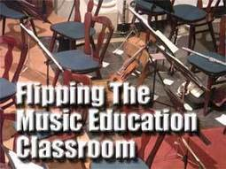 Flipping The Music Education Classroom | Music Education Resources | Scoop.it