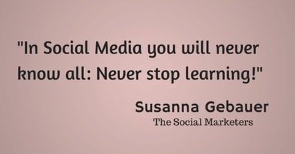 Can You Learn Social Media and Online Marketing at University? | Online Marketing | Scoop.it
