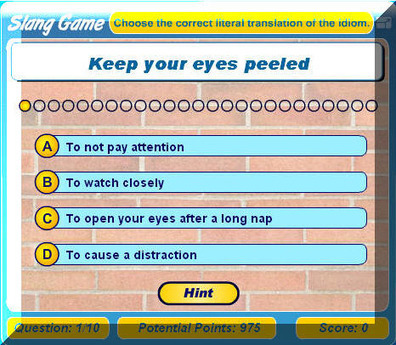 Reading Fun: Idioms | Web Tools for the Classroom | Scoop.it