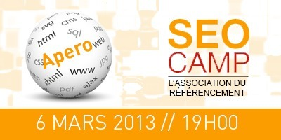 Apéro SEO le 6 Mars 2013 dès 19h00 à La Cantine Toulouse | La Cantine Toulouse | Scoop.it