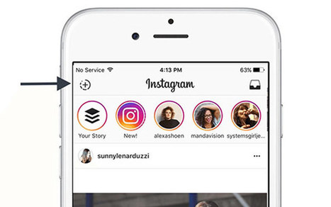 Tout savoir sur Instagram Story | Passionate about Social Media, Web 2.0, Employer and Personal Branding | Scoop.it