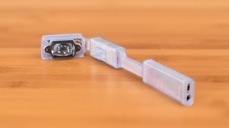 DIY Google Glass puts a Raspberry Pi next to your eyeball | DIY | Maker | Scoop.it