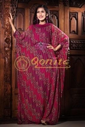 Pilihan Model Baju Pesta Muslimah Terbaru 2016 ... 4c79666082