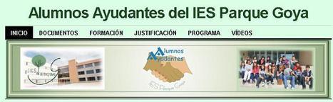 Alumnado ayudante del IES Parque Goya | Orientación y convivencia | Scoop.it