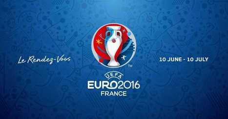 Euro 2016 : comment bien suivre les matchs de football | Téléphone Mobile actus, web 2.0, PC Mac, et geek news | Scoop.it