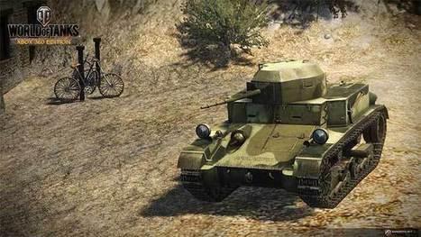 Jeux video: L'Histoire prend vie dans New Frontiers, la mise à jour 9.0 de World of Tanks ! - Cotentin webradio actu buzz jeux video musique electro  webradio en live ! | cotentin-webradio jeux video (XBOX360,PS3,WII U,PSP,PC) | Scoop.it