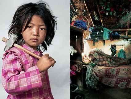 Photo Essay: When a Kid's Bedroom Isn't a Room | Geography for All! | Scoop.it